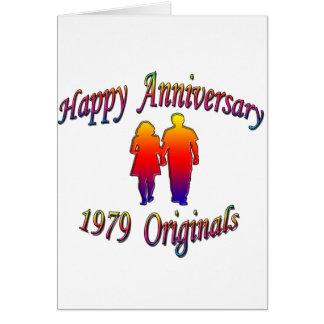1979 Couple Card