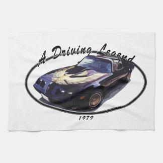 1979_firebird_black01 tea towel