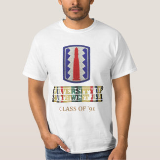 197th Inf. Bde. University of Southwest Asia Shirt