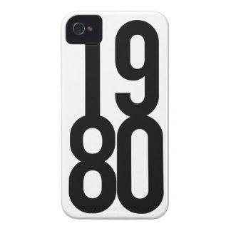 1980 Case-Mate iPhone 4 CASES