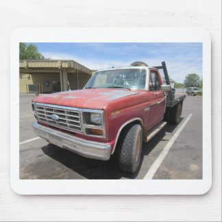 1980 Ford F-350 Truck Mouse Pad
