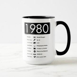 1980-Great Year (15 oz.) Coffee Mug