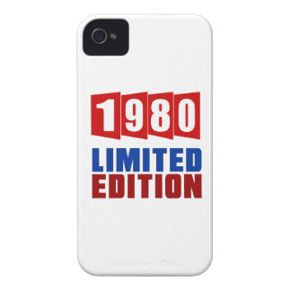 1980 Limited Edition Case-Mate iPhone 4 Case