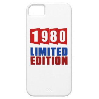 1980 Limited Edition iPhone 5 Cover