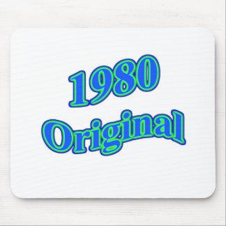 1980 Original Blue Green Mouse Pad