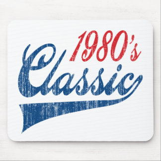 1980 s Classic Birthday Mouse Mats