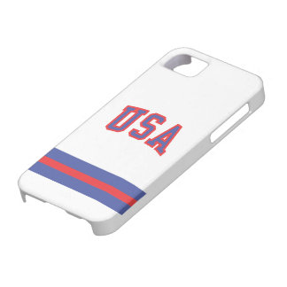 1980-USA iPhone case Case For The iPhone 5