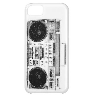 1980s Boombox iPhone 5C Cover