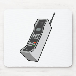 1980s Cellphone Mouse Pad