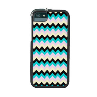 1980s Color Chevrons Iphone 5S Case Case For iPhone 5