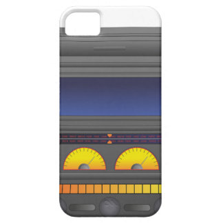 1980's Hip Hop Style Boombox iPhone 5 Cases