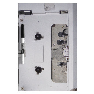 1980's Personal Cassette Player Dry Erase White Board
