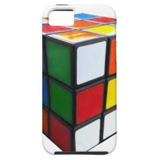 1980's Puzzle Cube iPhone 5 Cases