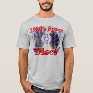 1980's Space Disco T-Shirt