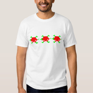 1980s Videogame Turtles Tshirts