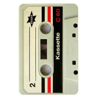 1980s Vintage geeky Retro cassette Magnet