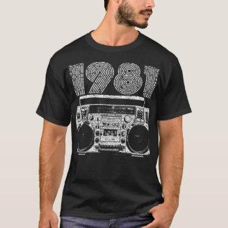 1981 Boombox T-Shirt