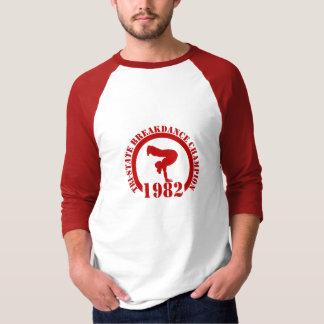 1982 Breakdance Champion T-Shirt