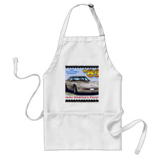 1982 Collector Edition Hatchback Corvette Standard Apron