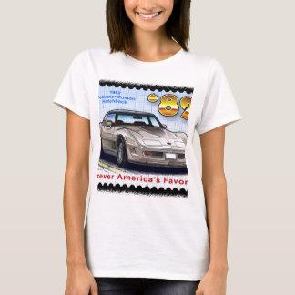 1982 Collector Edition Hatchback Corvette T-Shirt