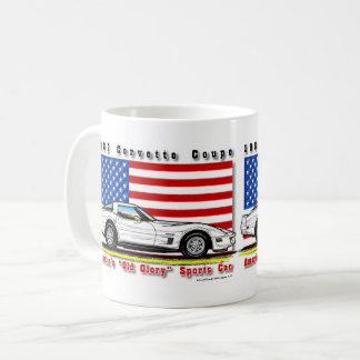 1982 Corvette Coupe Coffee Mug