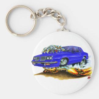 1983-88 Cutlass Blue Car Key Ring
