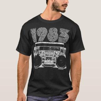 1983 Boombox T-Shirt