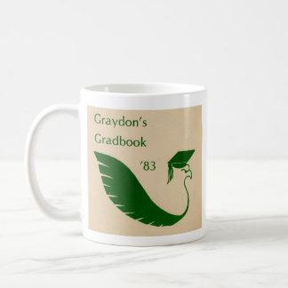 1983 Graydon Grad Book Coffee Mug