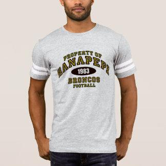 1983 Hanapepe Broncos T-Shirt