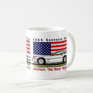 1984 Corvette Coupe Coffee Mug