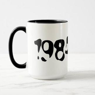 1984 - George Orwell Two Tone Coffee Mug