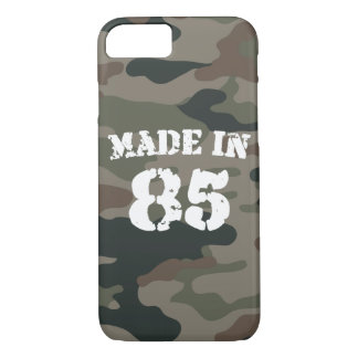 1985 Made In 85 iPhone 7 Case