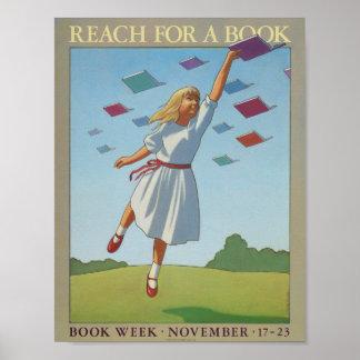 1986 Children's Book Week Poster