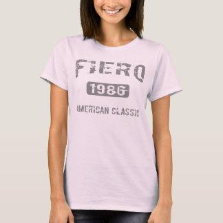1986 Fiero Tee Shirts