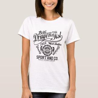 1986 Legendary Division Dragon Fist Sport T-Shirt
