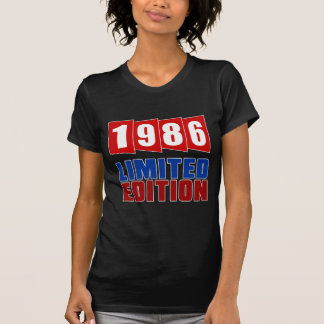 1986 Limited Edition Tee Shirt