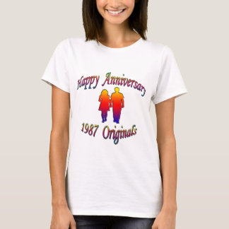 1987 Couple T-Shirt