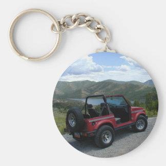 1987 Suzuki Samurai Key Ring