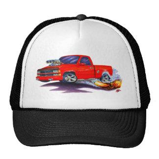 1988-98 Silverado Red Truck Cap