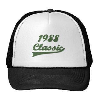 1988 Classic Cap