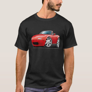 1990-98 Miata Red Car T-Shirt
