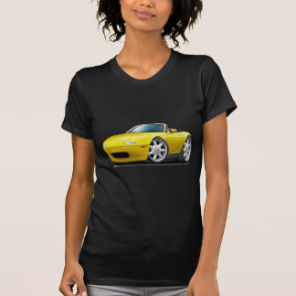 1990-98 Miata Yellow Car T-Shirt