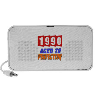1990 Aged To Perfection iPhone Speaker