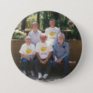 1990 Elders 7.5 Cm Round Badge
