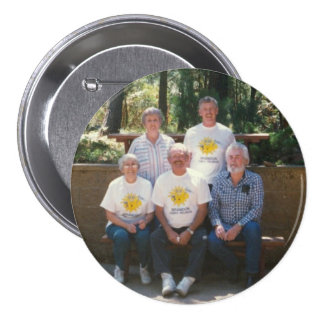1990 Elders 7.5 Cm Round Badge