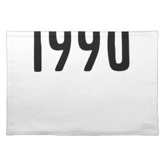 1990 PLACEMAT