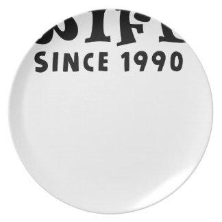 1990 PLATE