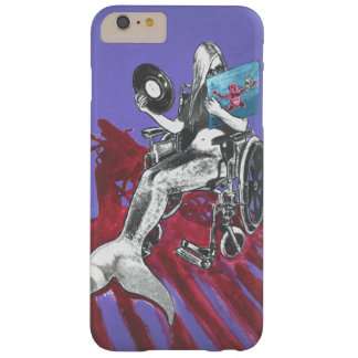 1990s grungre rock record collector mermaid barely there iPhone 6 plus case