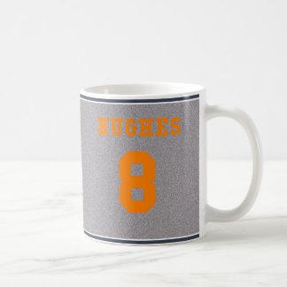 1994-96 Chelsea Away Mug - HUGHES 8
