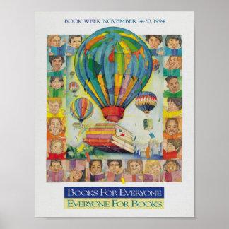 1994 Children's Book Week Poster